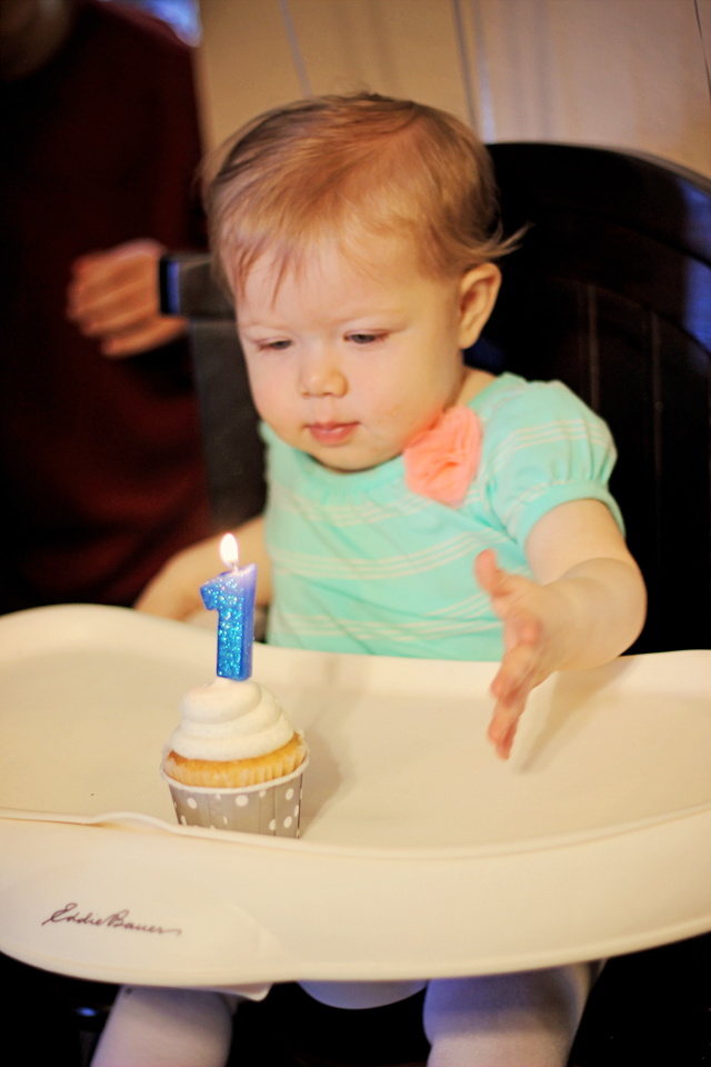 First Birthday – Little Miss A
