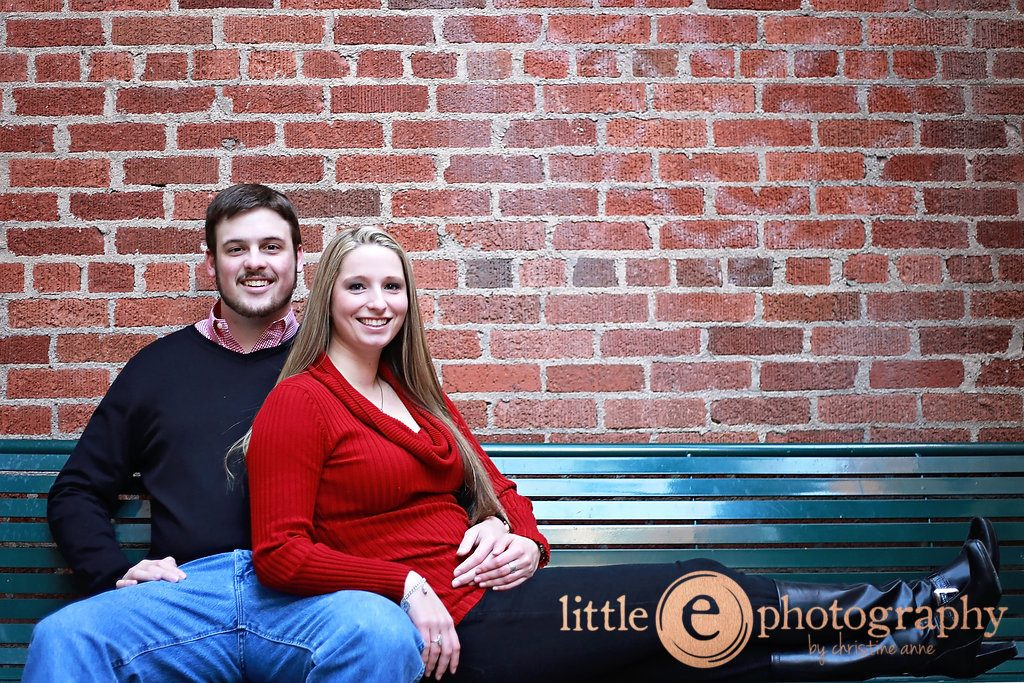 Sundance Square Fort Worth Couple Photography | Little E Photography