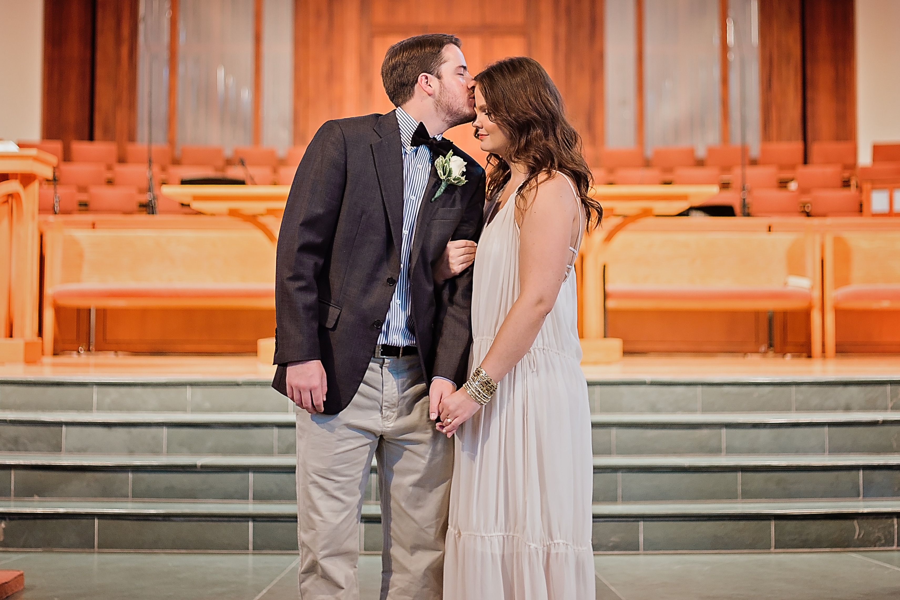 Fort Worth Wedding - Richardson United Methodist Church