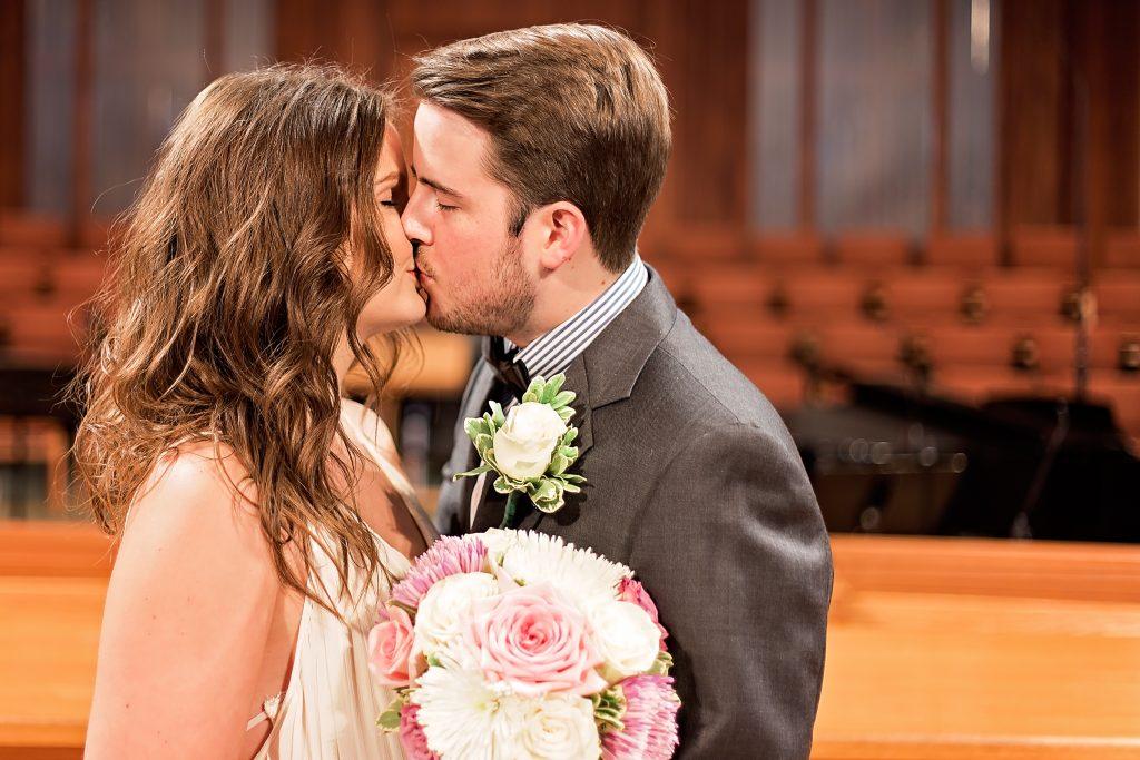 Fort Worth Wedding - Richardson United Methodist Church