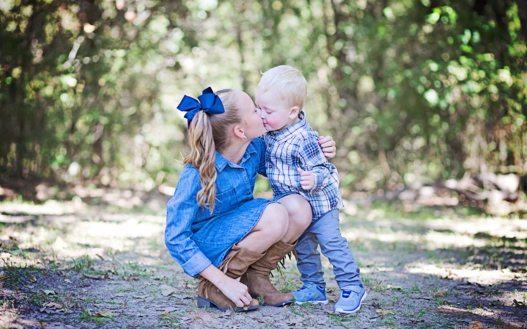 Little Stephens Family – Azle Photographer